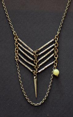 tribal jewelry -- inspiration