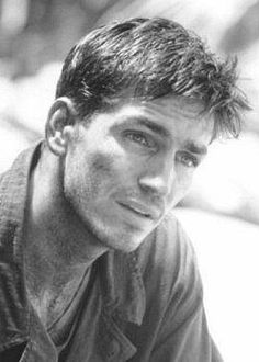 James Caviezel as Private Witt in The Thin Red Line