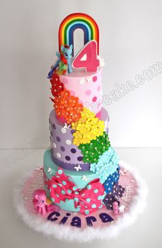 omg, omg, omg....this is soooo Carly.my little pony birthday cake.