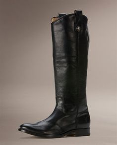 Frye- Melissa Button Extended Boots