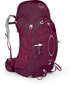 Osprey Aura 65 Pack - I tried this on at REI last weekend with some weight bags and absolutely loved it!  URL : http://amzn.to/2nuvkL8 Discount Code : DNZ5275C