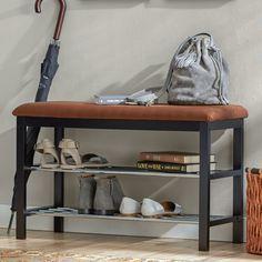 Andover Mills Shoe Storage Bench $71
