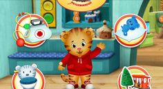 PBS KIDS Debuts Daniel Tiger's Neighborhood App Targeting Social-emotional Skill-building for Kids 2 to 4 Flash Games For Kids, Pbs Kids Games, Activities For Kids, Learning Apps, Kids Learning, Best Game Websites, Daniel Tiger's Neighborhood, App Of The Day, Building For Kids