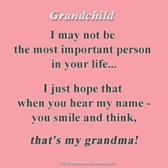 When I think of my grandma. When I think of my grandma. Mom Quotes, Family Quotes, Great Quotes, Life Quotes, Inspirational Quotes, Grandmother Quotes, Grandma And Grandpa, Grandma Sayings, Quotes About Grandchildren