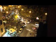 Napoli: incidente in piazza Medaglie d'Oro