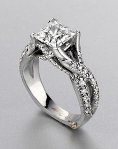 stunning princess The Knot, Wedding Engagement, Wedding Bands, Engagement Rings, Wedding Ring, Bling Bling, Perfect Wedding, Dream Wedding, Dream Ring