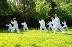 Tai Chi has been practiced in China for centuries not only as a martial art but also as a process of improving the flow of energy in the body. http://www.taichiforall.com.au/