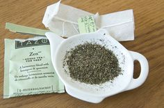 Review: Tazo Zen | Delecteable; Photo by Katie Ring, via Flickr