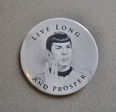Spock-Live-long-and-Prosper-pin-back-button-Nimoy