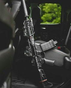Post on gunsblades Airsoft Guns, Weapons Guns, Guns And Ammo, Rifles, Armas Wallpaper, Gun Vault, Military Guns, Cool Guns, Assault Rifle
