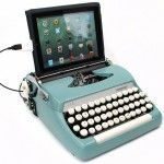 Real Typewriters Become Retro USB Keyboards