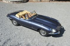 Top Lots at Amelia Island Concours 2017 Auctions - Bloomberg Jaguar Type, Jaguar Cars, British Sports Cars, G Class, Amelia Island, E Type, Maybach, Aston Martin, Modern Classic