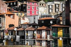 Urbanism of Porto by vlad-m.deviantart.com on @deviantART