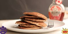 Dairy and Gluten Free Protein Pancakes