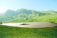 Azərbaycan, Naxçıvan Bata - Bat Gölü.  Fotoğraf: Orxan Alyarov