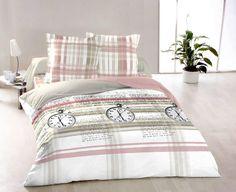 Bavlněné povlečení delux Clock, 140 x 200 cm, 70 x 90 cm Cotton Bedding, Linen Bedding, Bed Linen, French Bed, Cool Beds, Different Patterns, Comforters, Modern Design, Clock