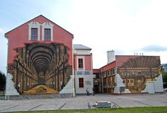 Prawdopodobnie największy mural w Polsce!