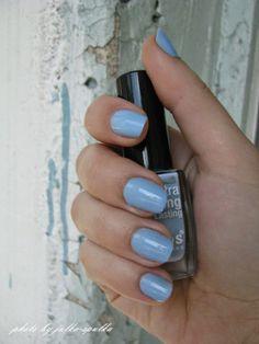 Мой блог: Синие лаки