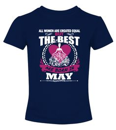Queens are born in may  Funny september woman T-shirt, Best september woman T-shirt