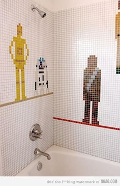 Man cave Toilet Idea