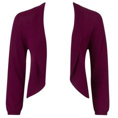 Diana Ferrari Heather Bolero Cardi