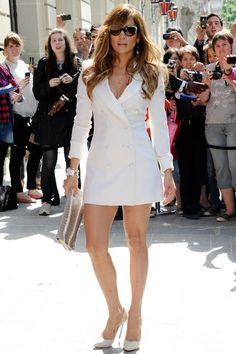 jennifer lopez style   Celebrity Fashion Police - Jennifer Lopez (Glamour.com UK)