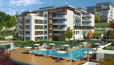Luxury Apartments with Sea View, 173