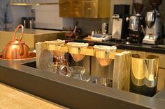 青山骨董通りに「COBI COFFEE(古美珈琲)」がオープン / オリジナルブレンド&カステラ 表参道&青山インフォメーション ブログ  Ameba (アメーバ)