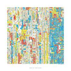 Pi Day 2015 Art Posters  / Martin Krzywinski @MKrzywinski mkweb.bcgsc.ca Heat Map, Kunst Poster, Pi Day, Art Sketches, Art Posters, Sketching, Painting, Beautiful, Fashion Photography