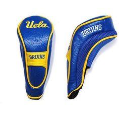 Team Golf Ncaa Ucla Hybrid Head Cover, Blue