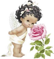 ANGELITOS NEGROS DE RUTH MOREHEAD