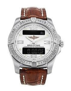 Pre-owned Breitling Aerospace Gents Quartz Multi Function watch. 42 mm Titanium case, with Silver Quarter Arabic dial. Breitling Aerospace, Silver Quarters, Breitling Watches, Aviation Industry, Quartz, Accessories, Anonymous, Jewelry Accessories