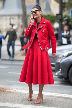 Paris Fashion Week: Emily Malan/Fashion photographer  | Get great fashion tips at 40plusstyle.com