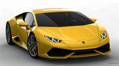 A Mechanical Symphony: 2015 Lamborghini Huracan LP610-4 (NetCarShow)