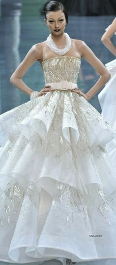 CESPINS ❤ Christian Dior Haute Couture Fall 2008