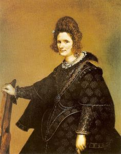 Ladyfromspanishcourt - Diego Velázquez - Wikipedia, the free encyclopedia