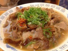 Japanese Ramen, Japanese Food, Ramen Noodles, Junk Food, Nom Nom, Low Carb, Beef, Foods, Meat