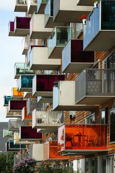 Mid-Century Modern Freak | My Box or Yours? Architect: MVRDV | Location:...