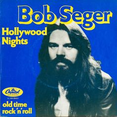 Bob Seger 45 RPM Cover https://www.facebook.com/FromTheWaybackMachine