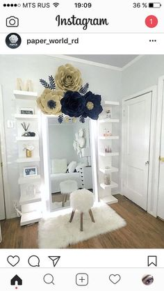 Easy Shoe Storage and Closet Organization Ideas – – Zimmer ideen Room Ideas Bedroom, Bedroom Decor, Master Bedroom, Mirror Bedroom, Master Suite, Bedroom Ideas For Small Rooms, Marble Bedroom, Master Master, Single Bedroom