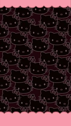 hello kitty phone wallpaper ~Hello Kitty Addicted (=^.^=) <3~