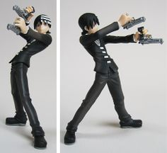 Death The Kid Soul Eater Figure