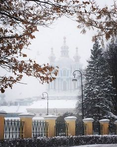 from Russia with love Peaceful Places, Beautiful Places, Winter Magic, Winter Snow, St Petersburg Russia, Imperial Russia, Largest Countries, Winter Pictures, Gods Creation