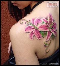 lirio tattoo - Pesquisa Google
