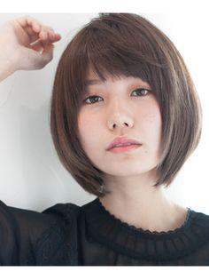 「neutral」戸崎亨祐 小顔 美シルエット 大人ボブ - 24時間いつでもWEB予約OK!ヘアスタイル10万点以上掲載!お気に入りの髪型、人気のヘアスタイルを探すならKirei Style[キレイスタイル]で。