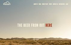 Winner of the Day / 31 March 2013 http://www.csswinner.com/details/big-bend-brewing-company/4638