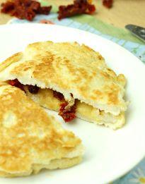 Coconut Flour Flatbread (Vegan/Paleo/Gluten Free/Low Carb/Low Calorie)