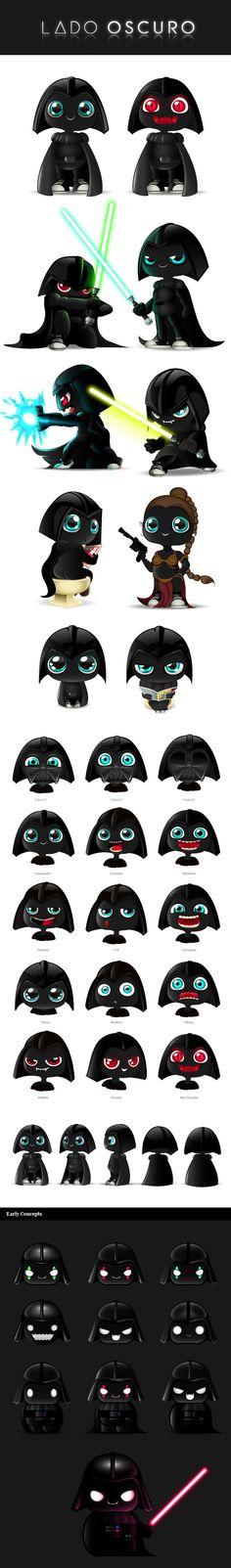 Character Design (2012-2013) by Juan Casini, via Behance