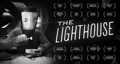 The Lighthouse, A Sleepy Keeper Creates a World of His Own Design in a Brilliant Stop-Motion Animation