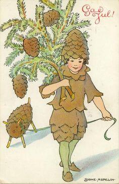 Signe Aspelin - God Jul med Kotte